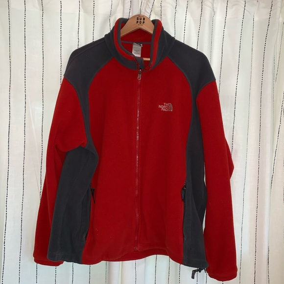 The North Face Other - Men's The North Face dual color fleece jacket, LG